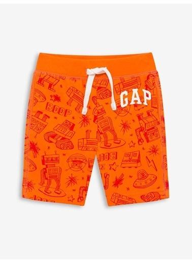 Gap Şort Oranj